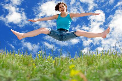 Stress kann dick machen. Weniger Stress mit Anti Stress Gerät REMSTIM 3000