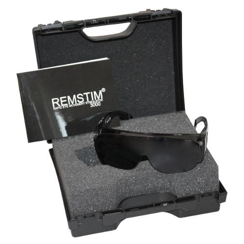 REMSTIM 3000 EMDR Coaching Gerät im Schutzkoffer