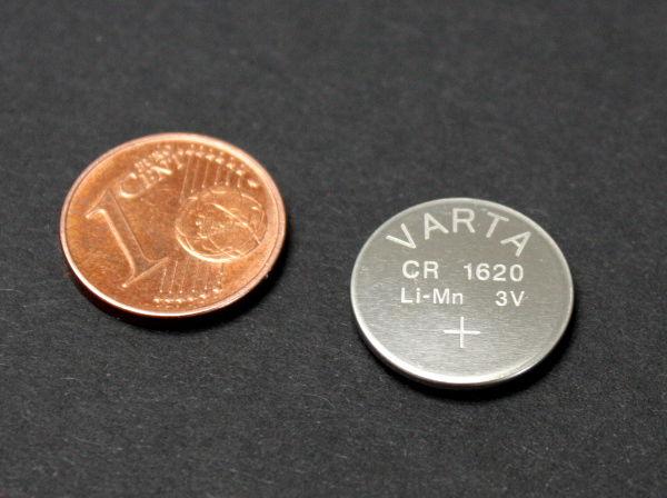 Knopfzellenbatterie für EMDR Gerät REMSTIM 3000