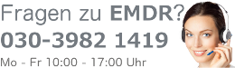 EMDR Therapeut Thomas Buhl EMDR Brille REMSTIM 3000