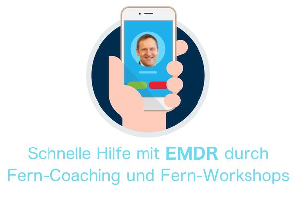 EMDR-Fern-Coaching per Telefon Schnelle Hilfe mit EMDR-Coaching auf Distanz