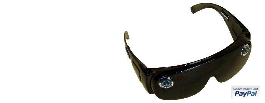 REMSTIM 3000 - EMDR Brille Gerät