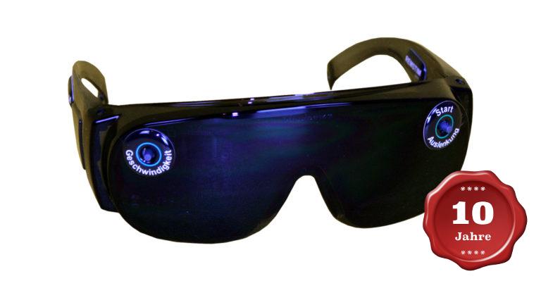 EMDR-Brille REMSTIM 3000 - 10 Jahre