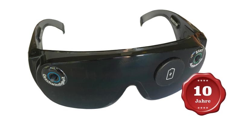 EMDR-Brille REMSTIM 3000 – 10 Jahre (Modell 2020)